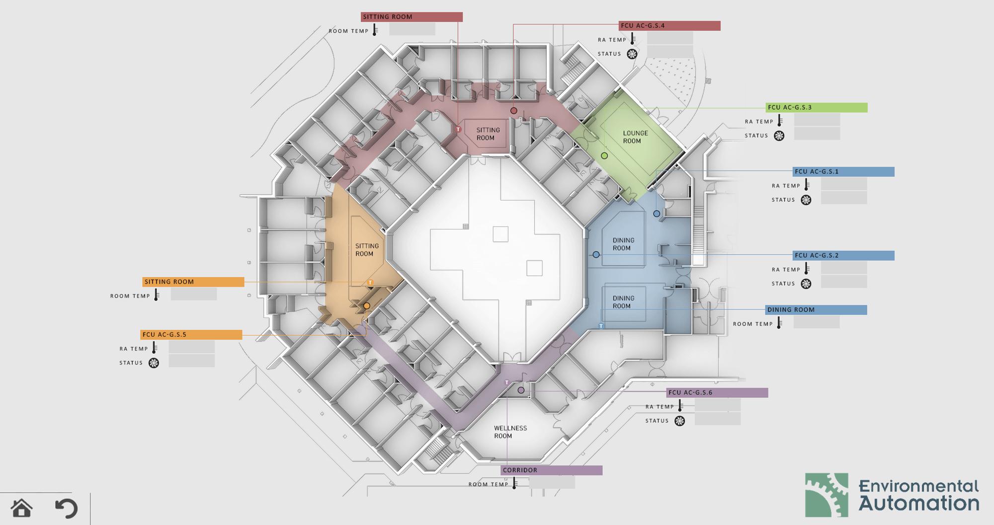 Visualisation Image 1 - Floorplan