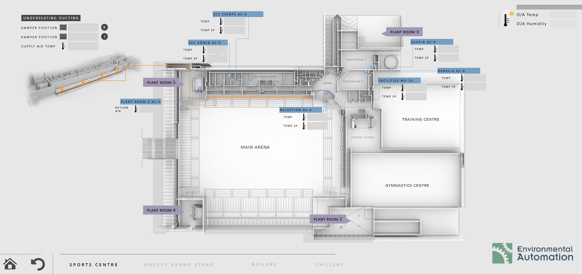 Visualisation Image 2 - Floorplan