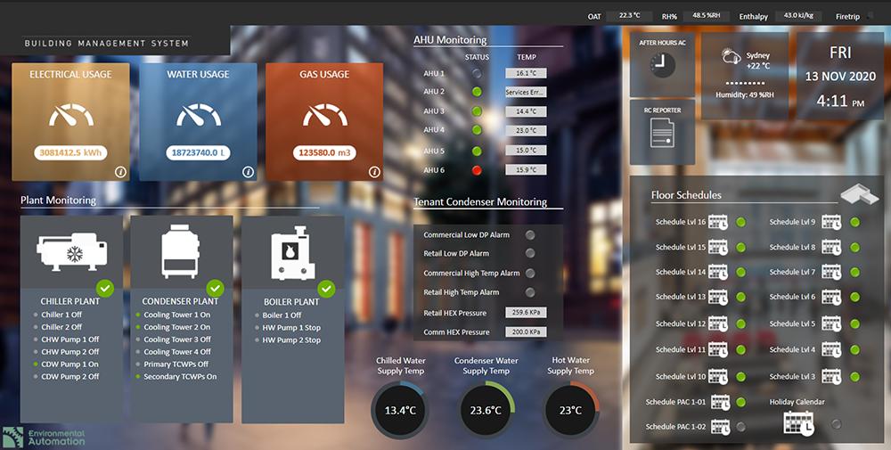 Visualisation Image 6 - Homescreen